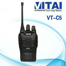 Electronic Gadget VITAI VT-C5 Two Way Radio Flashlight 5w Power Compact Handheld Interphone