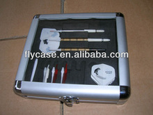 China dart boxes/ aluminum dart case / dart container