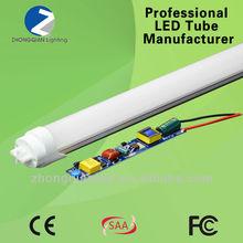 Manufacturer direct good performance AC100-240V DC12-24V G13 tube8 new led tube with CE&RoHS luminescent lamp