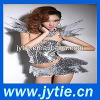 2014 Fashion Sequins Stage Wear