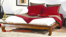 Opium shaped bed(Hotel bed furniture)