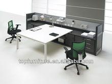 Unique Design High Quality Partition Desk Open Workstation