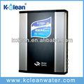 Crea refrescante y gran - degustación de agua y bajo ORP negativo de plástico sistema de filtro de agua
