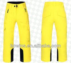 2013 hot sale fashion snowboard pants