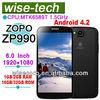 zopo 990 mtk6589t quad core Android 4.2 Max 1.5GHz ZOPO 990 1GB/2GB RAM 16GB/32GB ROM zopo zp 990 Smart phone