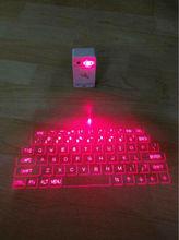 infrared laser keyboard