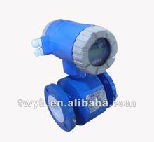 Modbus/digital a distancia el flujo de agua contador totalizador