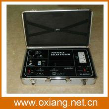 Portable Solar cathodic protection generator