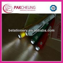 the multifunctional LED lights Ballpoint pen