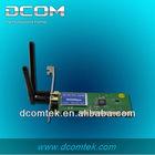 2.4GHz 802.11b/g/n Wireless LAN N 300Mbps internal long range wireless pci express