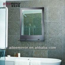 2013 New design convex rear view mirror murano glass mirror