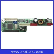 Monitoring Controller Board Supports Up To UXGA (1920X1200) Input Point To Point Display Matching TFT LCD Panel Comed True LCD D