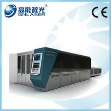 GNLASER 1000W Fiber Laser Cutting tool in china
