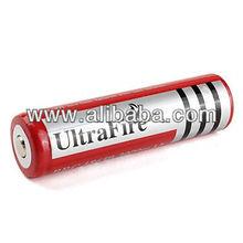 Pila Ultrafire Brc 18650 4200mah 3.7v Li-ion Alta Duracion !
