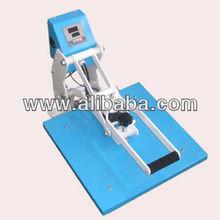 38x38 automatic heat press machine, t shirt printing machine