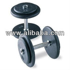 Dumbbells Dumbbells Metal Commercial Gym Equipment Linear Machine
