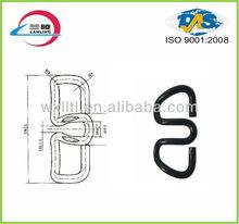 Railway fastener rail clip series SKL