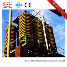 Top Standard Safty Spiral Chute Mining Equipment