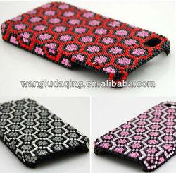 Full Diamond Case for I phone - 4,4s,5 Samsung HTC LG new design mobile phone case Cell Phone Bling Diamond Crystal Case