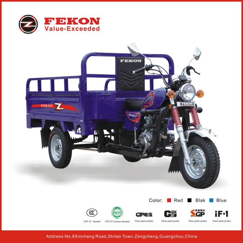 150CC three wheel motorcycle / tractor