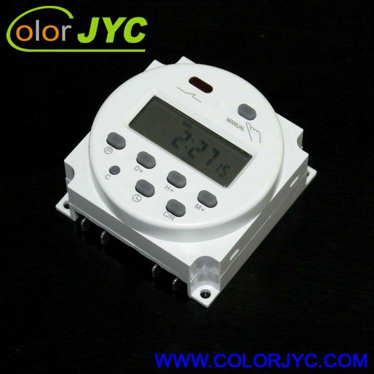 H0t04 12v dc zeitschaltuhr, digitale zeitschaltuhr, programmierbare digitale timer