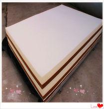 Latex spong manufacturer supplying coir mattress bed