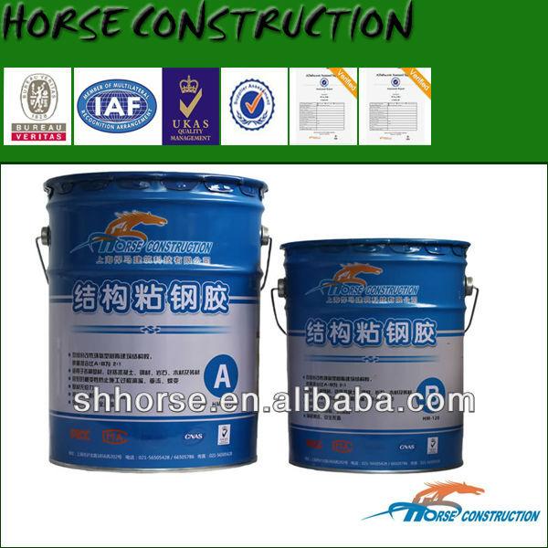HM-120 steel bonded epoxy adhesive