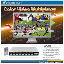 Video Quad Processor hot sale hd