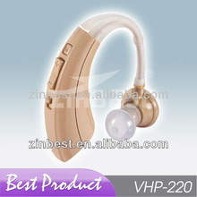 2013 new products Cheap BTE digital hearing aid hearing device for sound amplifier (VHP-220) china manufacturer