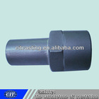 cnc machining parts pipes fittings flanges forging