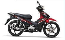 Suzuki Viva FI 115cc motorcycle NEW 2013
