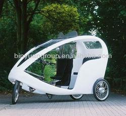 B&Y 2014 new 3 wheel electric tricycle Pedicab Rickshaw