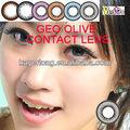 Cosméticos de color de lentes de geo producto