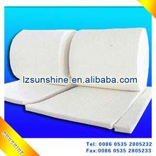 128 density Ceramic Fiber Blankets/ excellent chemical stability
