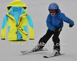 2013 hot sale winter child ski jacket