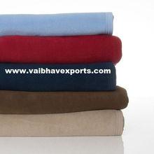 100% polyester polar fleece blankets warm and comfortable