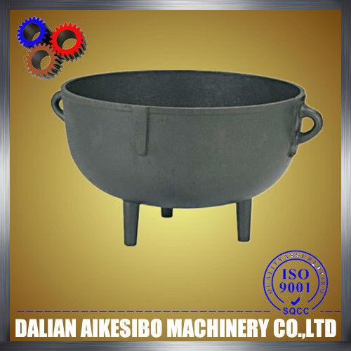 4 gallon cast iron pot