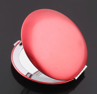 hotselling ladies round pocket compact mirror