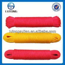 hot nylon lead rope horse