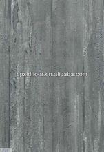 marble embossing vinyl tile flooring 18''x18''