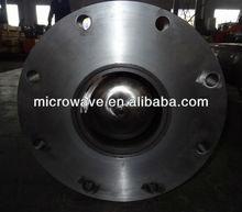Bimetallic single screw barrel plastic&rubber machinery parts