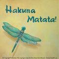 handmade pinturas libélula