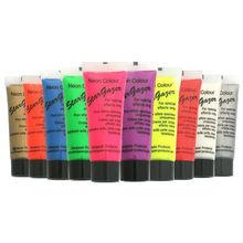 Wholesale Stargazer UV Reactive Neon Body Face Paint All Colours