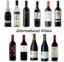 Australia Chile Itaty Spain Wines