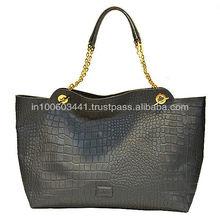 Famous Leather Brand Name Handbag