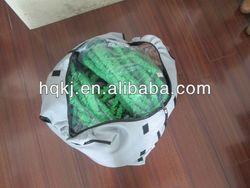 free sample folding shopping bag canvas cloth bag