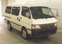 Toyota Hiace Van(5 Door Type/Manual)