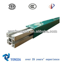 insulated aluminum power busway mobile electrification system