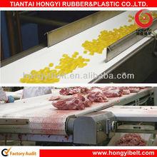 food grade pvc conveyor belt