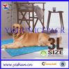 Nylon pet gel cold mat/cool mattress pads